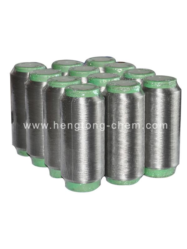 100%纯银导电纤维30D