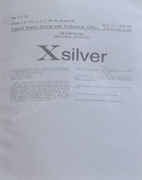 Registered trademark of the United States
