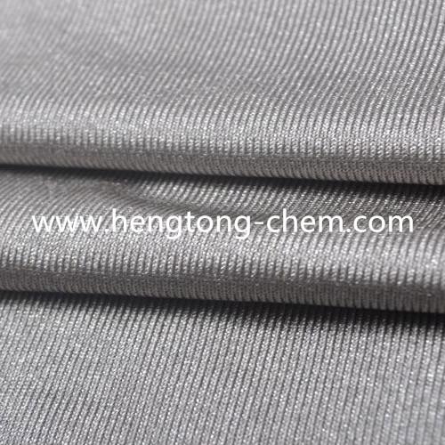 抗氧化耐汗渍100%银纤维针织布KYZZB-1