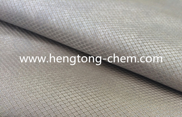 抗氧化耐汗渍100%银纤维菱形格布KYLXG-1