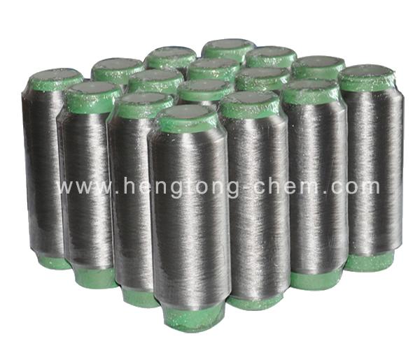 100%纯银导电纤维70D