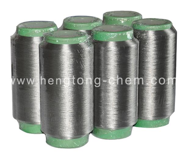 100%纯银导电纤维140D