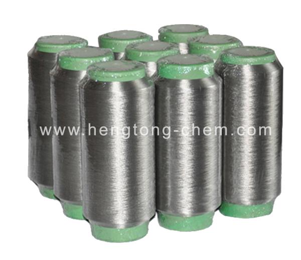 100%纯银导电纤维100D