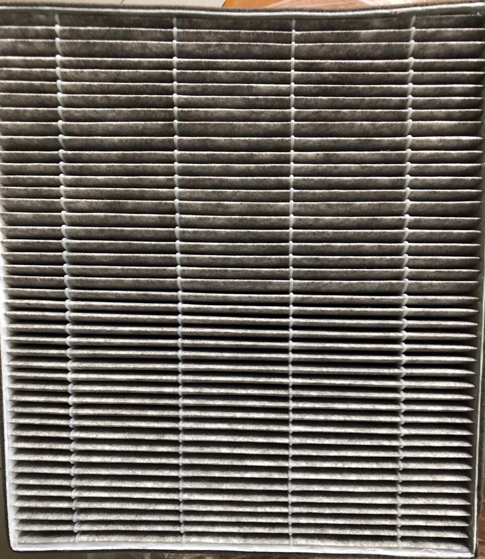 Antibacterial filter air filtration
